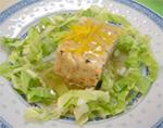 麻の実の豆腐蒸し No.10